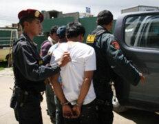 El Agustino: capturan a ladrones de autos que extorsionaban a sus víctimas
