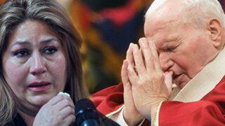 Mujer costarricense afirma la existencia de Dios tras milagro de Juan Pablo II