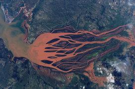 Impactantes fotos estelares de la Tierra tomadas desde el espacio