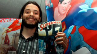 Renato Guedes de Marvel dará cátedra de dibujo en Pop Corn Festival