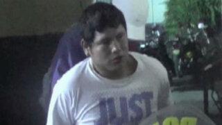 Interrogan a dos de los presuntos asesinos del hijo de Carlos Burgos