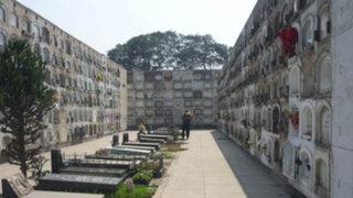 Cementerios El Ángel y Presbítero Maestro reabrirán por el Día de la Madre
