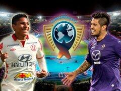 Universitario enfrentará a Fiorentina y River Plate en amistosos
