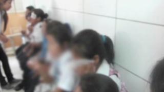 Puente Piedra: evacúan de emergencia a 50 escolares por inhalar gases tóxicos