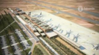 Entregan concesión para construcción del Aeropuerto de Chinchero en Cusco
