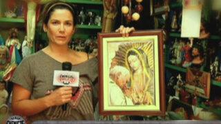 Objetos y reliquias referentes a Juan Pablo II son la sensación entre limeños