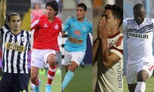 Copa Inca: horarios y  resultados de los partidos correspondientes a la fecha 11