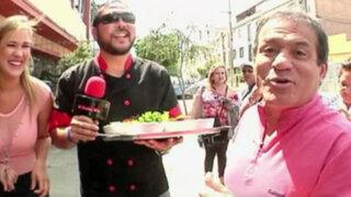 La sazón del 'Chato' Barraza: un cebiche con el querido Miguelito