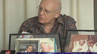 Juan Herrera, la historia del piloto peruano que trasladó a Juan Pablo II