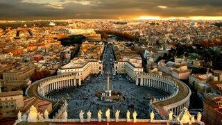Millones de fieles llegaron a Roma por canonización de Juan Pablo II y Juan XXIII