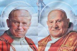 Desde el Vaticano: mira en vivo la canonización de Juan Pablo II y Juan XXIII