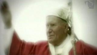 De Papas a santos: imágenes de la canonización de Juan Pablo II y Juan XXIII