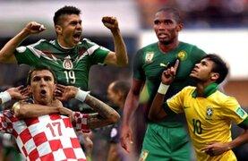 Mundial Brasil 2014: los futbolistas que buscarán romperla en el Grupo A