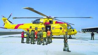 Fuerza Aérea de 13 países se movilizó durante simulacro de terremoto en Pisco