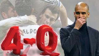 Pep Guardiola: Me equivoqué, es mi responsabilidad