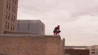 VIDEO: conoce al Spiderman de la vida real que sorprende al mundo