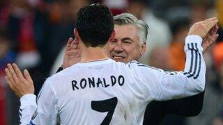 Carlo Ancelotti: Ha sido el partido perfecto para nosotros
