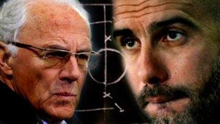 Beckenbauer criticó duramente a Guardiola tras derrota del Bayern