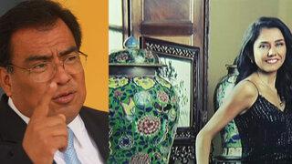 Velásquez Quesquén: Nadine expresó rabieta en entrevista a revista COSAS