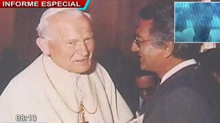 Aprovechan canonización de Juan Pablo II para estafar a peruanos que lo conocieron