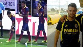 Conoce al exentrenador de menores del Villareal que lanzó plátano a Dani Alves