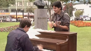 Lucho Quequezana asegura que el público se unirá con campaña de pianos