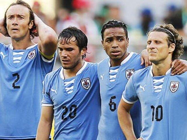 Conmebol suspendió los derechos de Uruguay en el organismo sudamericano