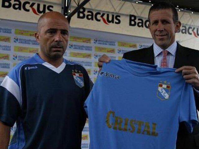Jorge Sampaoli confesó que le hicieron la 'camita' cuando dirigía a Sporting Cristal