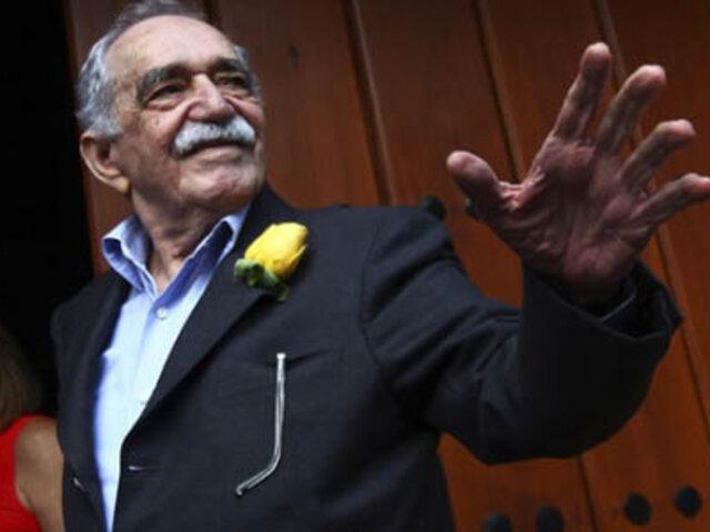 Colombianos tendrán billetes con la imagen de Gabriel García Márquez