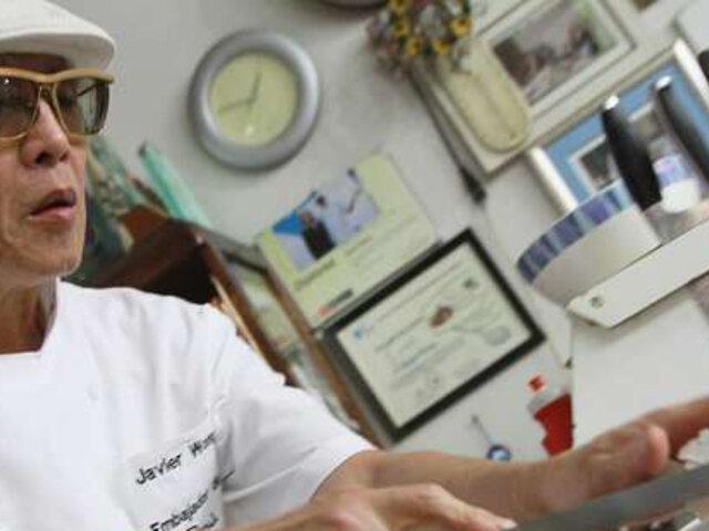 A solas con Javier Wong, el mentor del mejor ceviche del mundo
