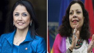 El poder de las Primeras Damas de Perú y Nicaragua según la cadena NTN24