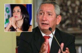 René Cornejo confirmó coordinación entre Nadine Heredia y ministros