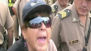 Bloquean Panamericana Norte por intoxicación masiva de estudiantes