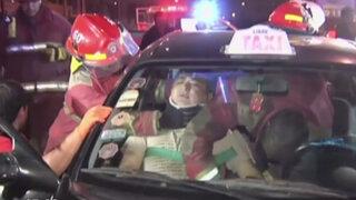 Alcohol y velocidad fueron protagonistas de nuevos accidentes de tránsito
