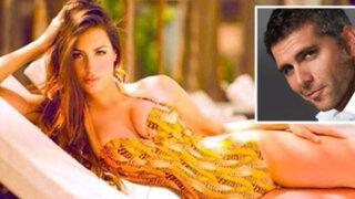 Milett Figueroa respondió por presunta relación con el actor Christian Meier