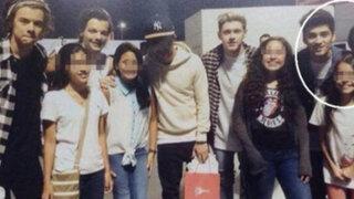 Nadine Heredia y sus hijas conocieron a los integrantes de One Direction