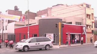 San Luis: delincuentes asaltan local de KFC y se llevan 10,000 soles