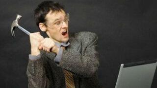 Las reacciones más explosivas de trabajadores cegados por la frustración