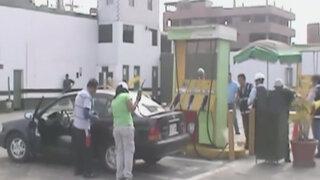 Autoridades del Callao intervinieron grifos que vendían gasolina adulterada