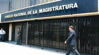 Pedirán hasta 7 años de prisión para magistrados que ocasionaron pugna TC-CNM