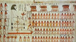 Revelan cómo los egipcios movían los bloques de piedra para edificar las pirámides
