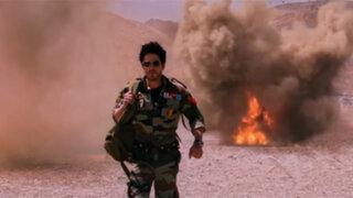 """Te amaré hasta la muerte"": Shahrukh Khan, rey de Bollywood regresa al cine"