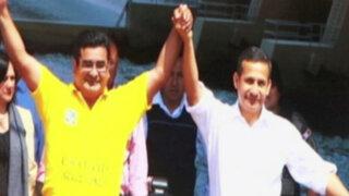 Heriberto Benítez: César Álvarez apoyó a Ollanta Humala en campaña del 2011