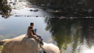 En Ruta: Conozca el paraíso de Calango, la capital de la manzana delicia