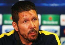 Diego Simeone: Tenemos que mantener la línea, aún no hemos ganado nada