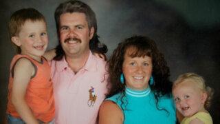 Canadá: una familia vivió un año como si fuese la década de 1980
