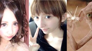 FOTOS: la actriz porno que se transformó en elfo tras realizarse varias cirugías