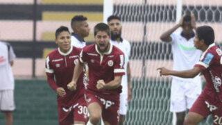 Universitario consigue emotivo triunfo frente a la San Martín (3-2)