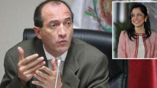 Eguren: Nadine Heredia es figureti y tiene cuota del poder en el Gobierno