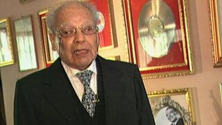 Falleció cantante criollo 'Panchito' Jiménez a los 94 años de edad